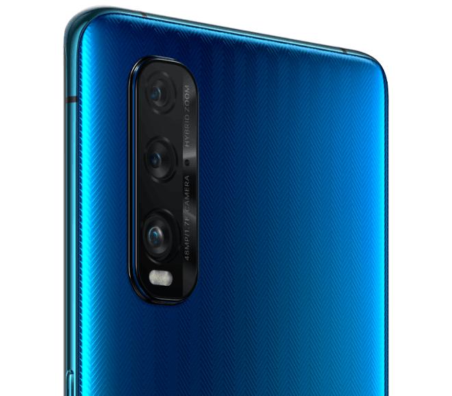 Smartphone modelo Find X2