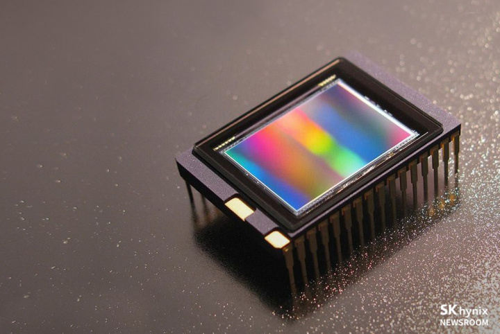 SK Hynix black pearl sensor CMOS
