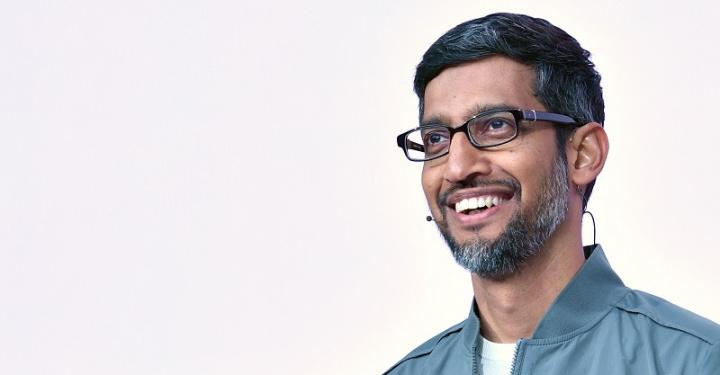 Sundar Pichai - CEO da Google