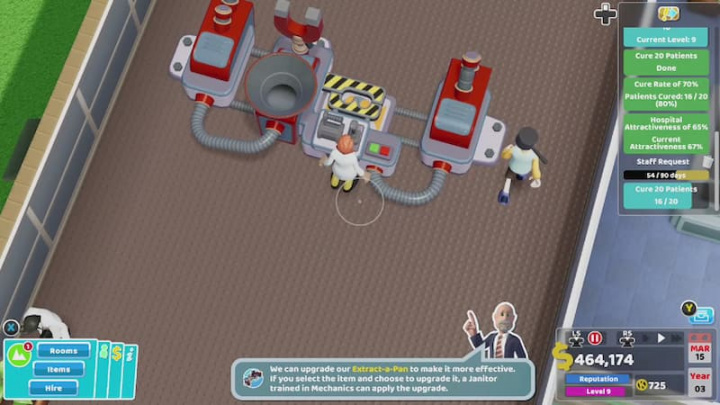 Two Point Hospital (Xbox One) Review