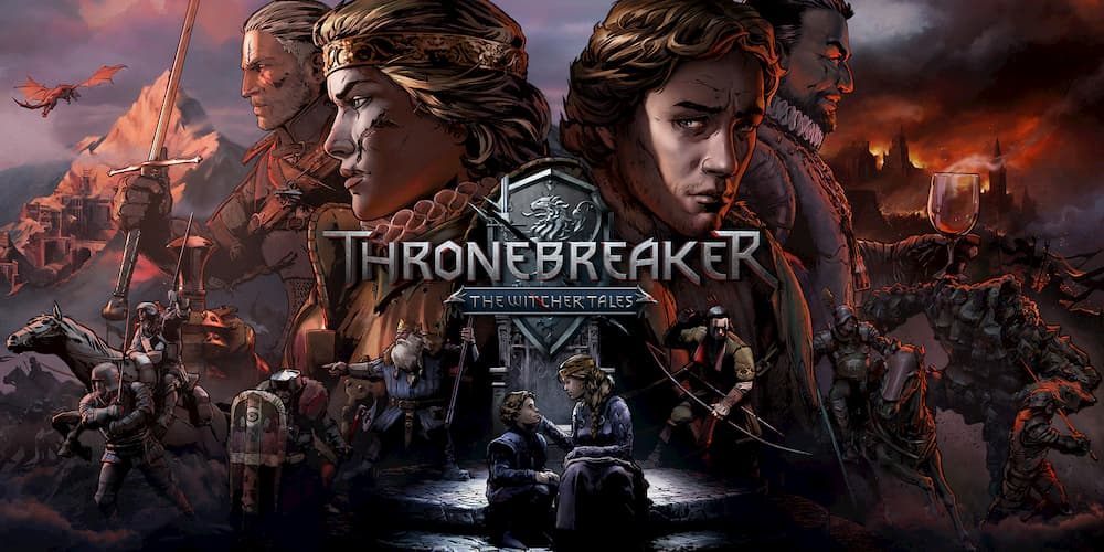 Review Thronebreaker: The Witcher Tales (Nintendo Switch)