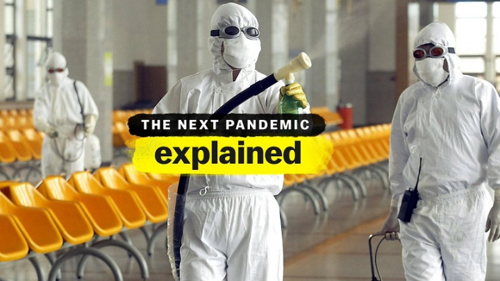 The Next Pandemic na Netflix