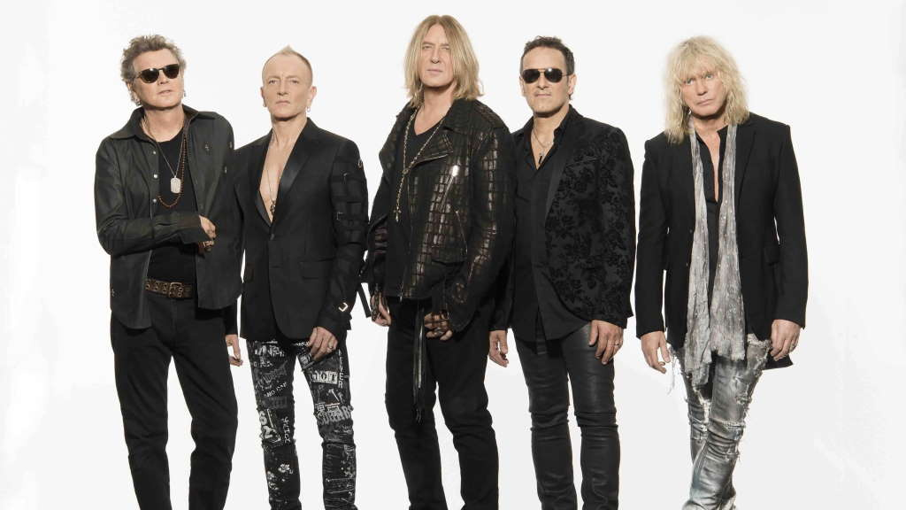 When Love And Hate Collide Def Leppard classicos classics Música pplware