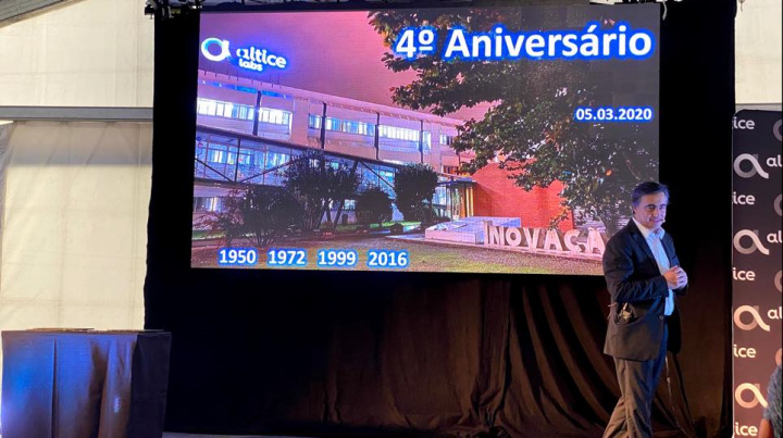 "4.º Aniversário Altice Labs! Tecnologia ""Made in Portugal"""