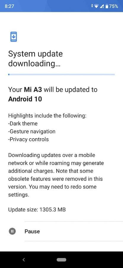 Mi A3 Android 10 Xiaomi problemas instabilidade
