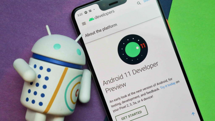 Android 11 partilha ficheiros AirDrop Google