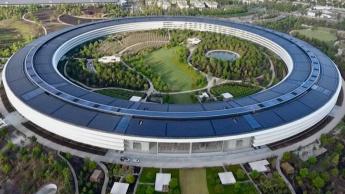 Imagem Apple Park em Cupertino