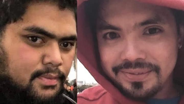 Imagem assaltantes que roubaram um iPad dos assaltos feitos a casas na Austrália