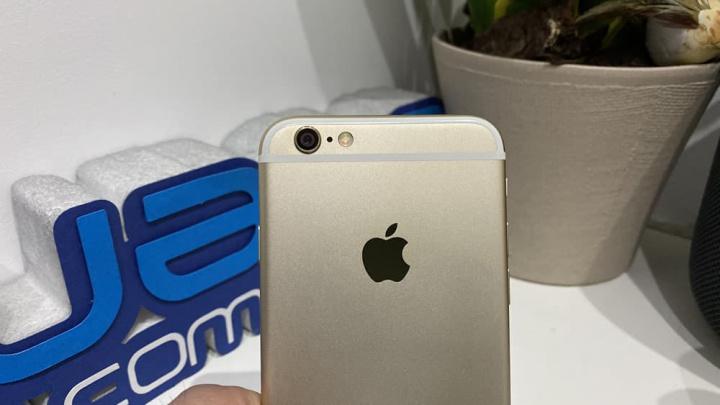 Imagem iPhone 6 com problema de bateria