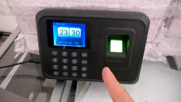 COVID-19: Controlo de assiduidade biométricos desaconselhados