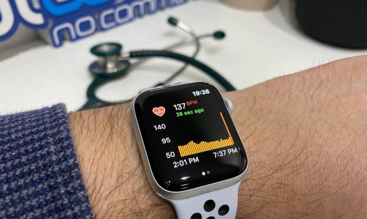 COVID-19: Utilizadores com Apple Watch podem monitorizar corpo