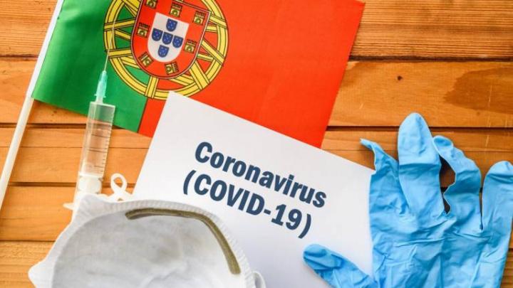 Evolução da COVID-19 em Portugal - Dashboard Interativo