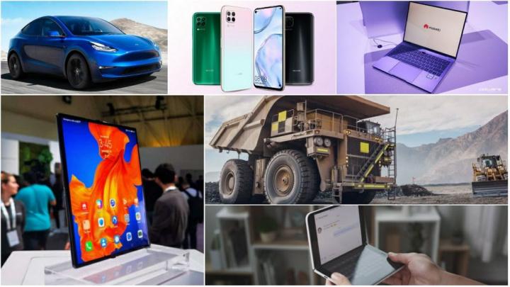 E os destaques tecnológicos da semana que passou foram... - Huawei, Xbox Series X, OnePlus 8 Pro