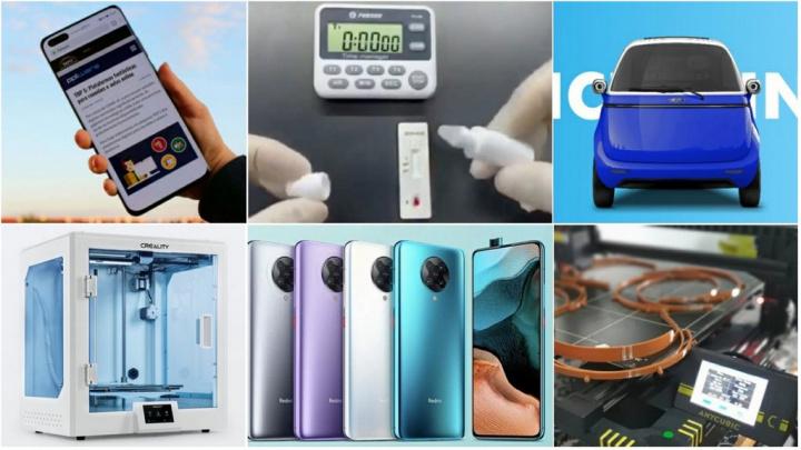 E os destaques tecnológicos da semana que passou foram... - COVID-19, Xiaomi, Huawei