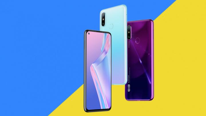 Elephone lançou o novo Elephone U3H, com design moderno e versões de 128GB e 256GB
