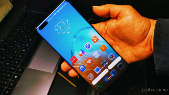 Huawei Hey, Celia P40 smartphones assistente virtual