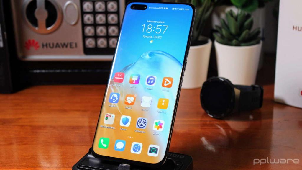 EMUI 10.1 smartphones testes equipamentos Huawei