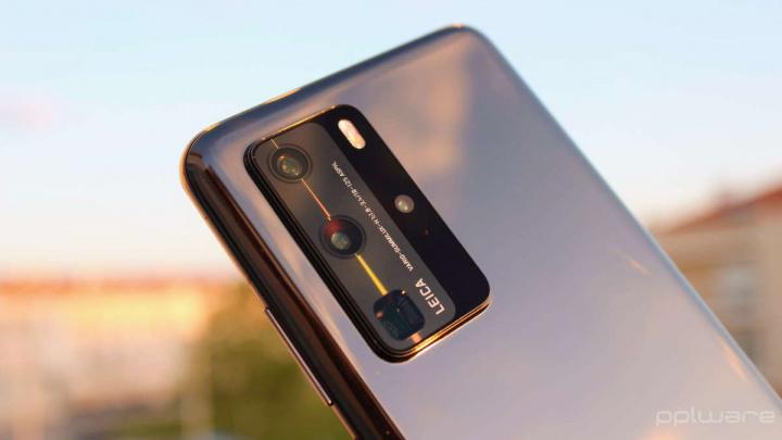 Huawei P40 Pro lidera avaliação da DxOMark longe da concorrência