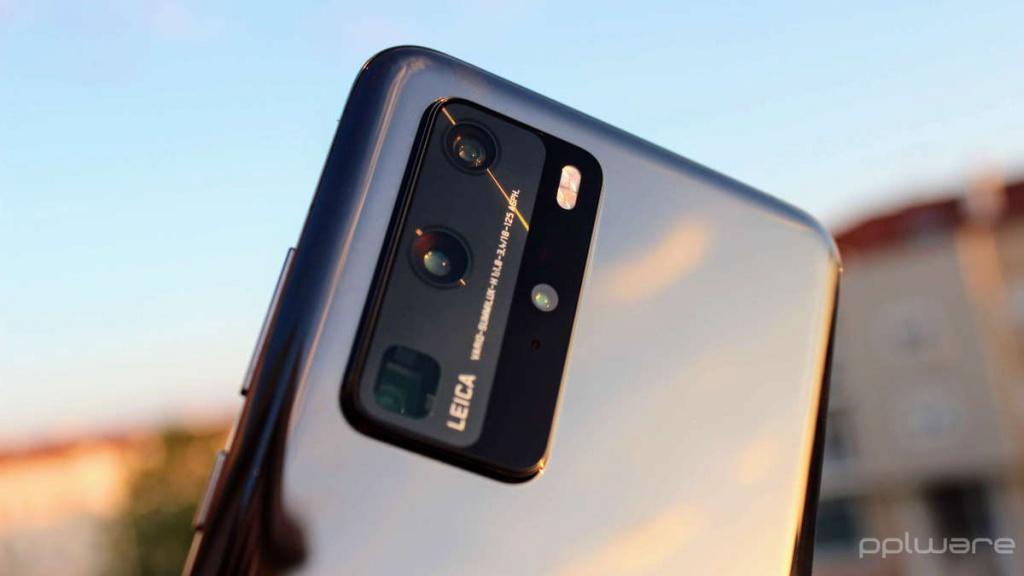 Imagem smartphone Huawei P40 Pplware