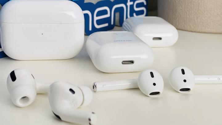 Imagem AirPods da Apple