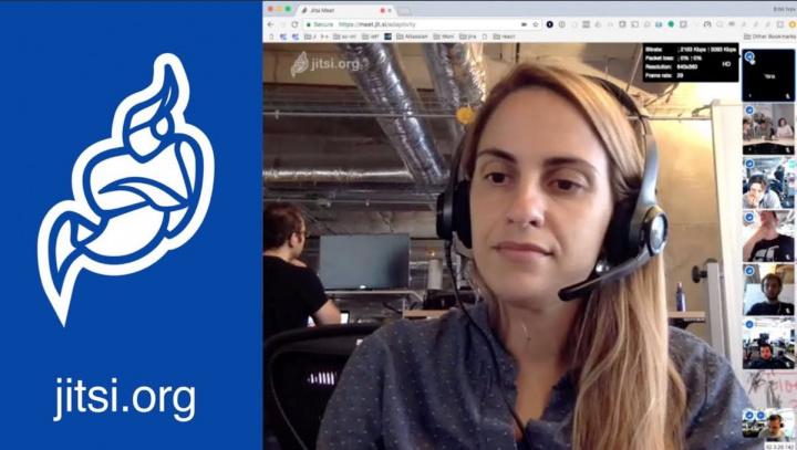 jitsi: Fazer videoconferências nunca foi tão fácil (e é grátis)