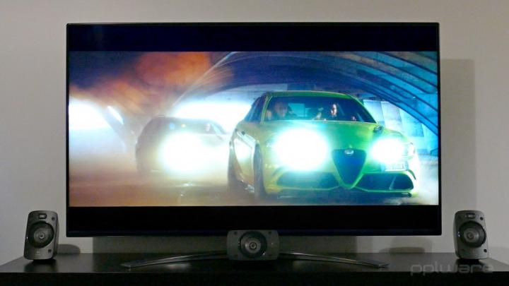 TV LG NanoCell 4K de 55