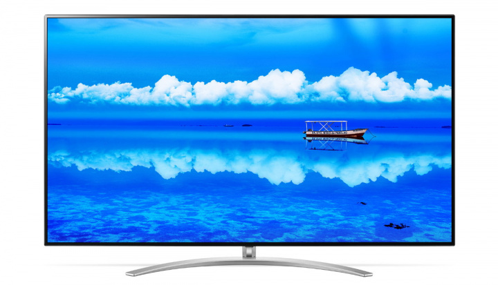 Analysis: LG NanoCell 4K 55 ″, the LCD panel taken to the extreme