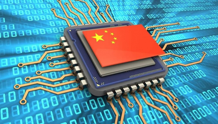 Imagem Linux da China com software e hardware chinês