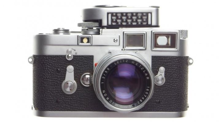 Imagem de design da Leica M3