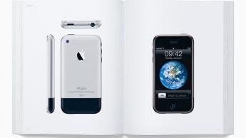 Imagem iPhone design escolhido pela Fortune