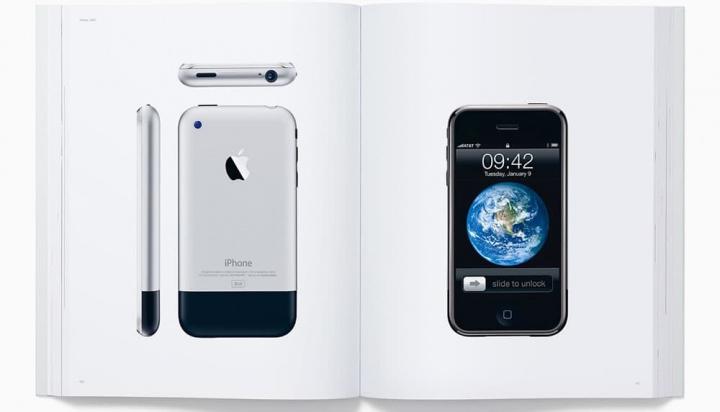 Imagem Apple iPhone design escolhido pela Fortune