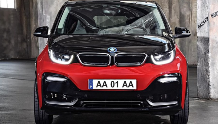AA 01 AA - É esta a nova primeira matrícula atribuída (e foi a um elétrico)