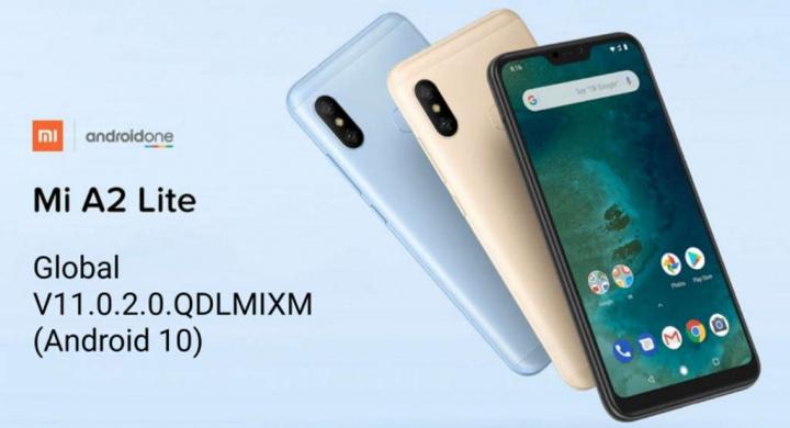 Mi A2 Lite Android 10 Xiaomi atualização problemas