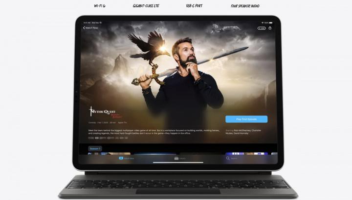 Imagem novo iPad Pro da Apple