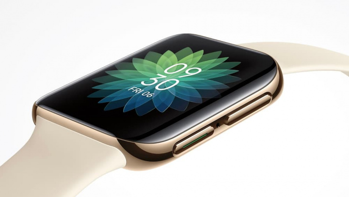 Imagem OPPO Watch o smartwatch concorrente do Apple Watch