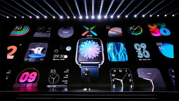 Chegou o smartwatch da OPPO que se confunde com o Apple Watch