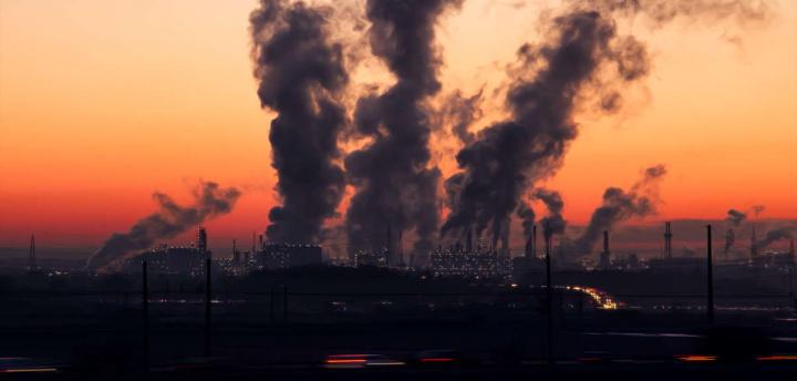 Covid-19 Itália poluição diminuir níveis