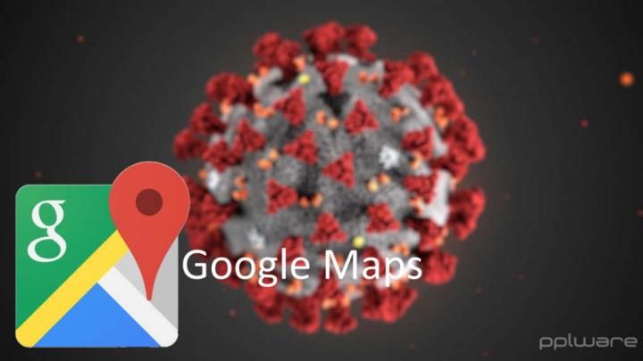 Google Maps COVID-19 transportes públicos viajar