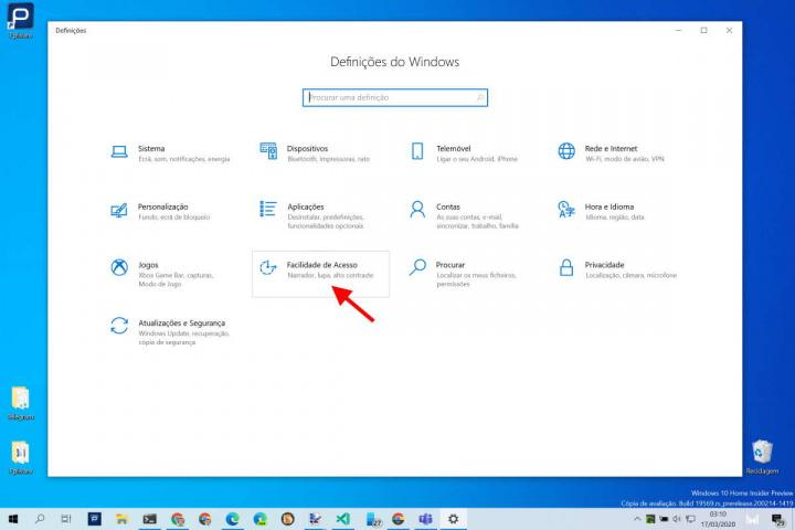Windows 10 desempenho rápido visual gráficos
