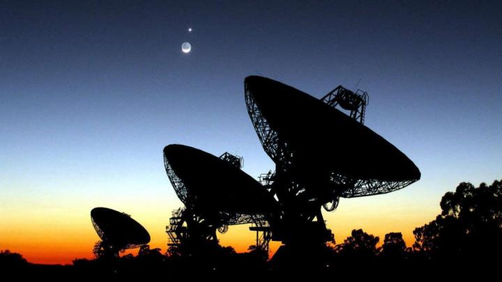 SETI@Home projeto internet extraterrestre