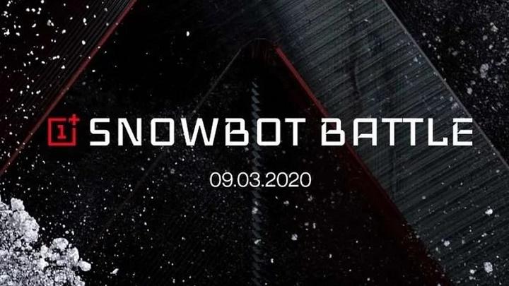 snowbot oneplus 2