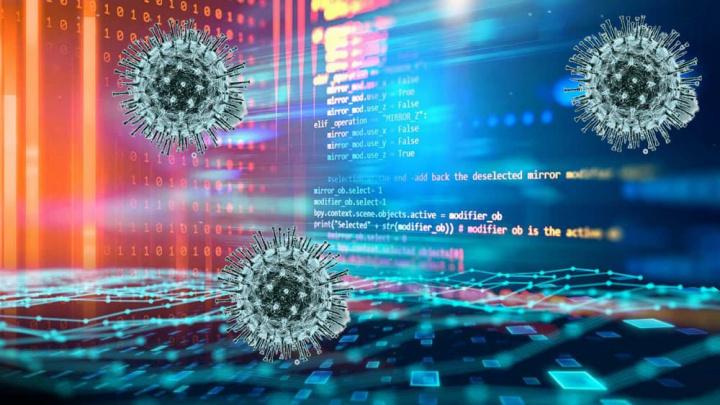 Imagem ciberataque aos hospitais que combatem o coronavírus