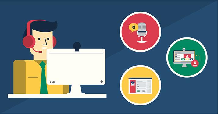 TOP 5: Plataformas para reuniões e aulas online