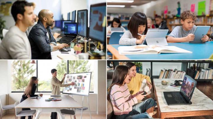 Windows 10 Microsoft mil milhões dispositivos software
