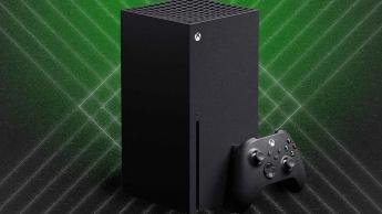 Imagem Microsoft Xbox Series X