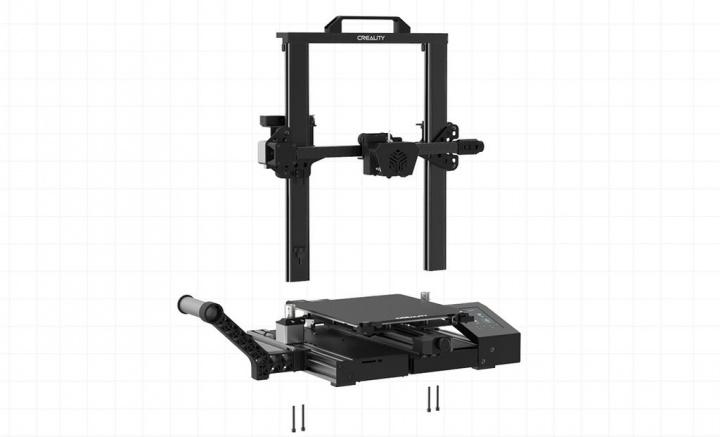 Creality CR-6 SE: Há uma nova impressora 3D a caminho