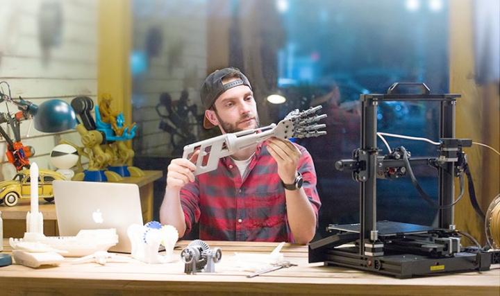Creality CR-6 SE: a primeira impressora 3D da Creality em Crowdfunding
