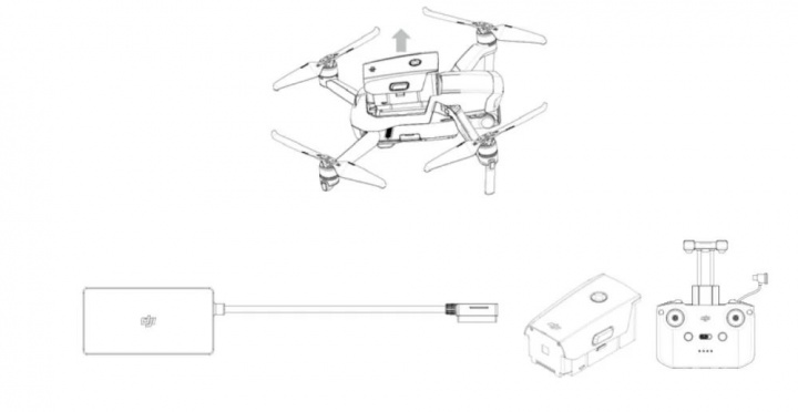 manual do DJI Mavic Air 2