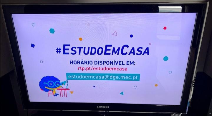 #EstudoEmCasa: Já estão disponíveis as app para iOS e Android
