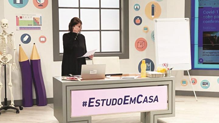 #EstudoEmCasa: Conheça já os conteúdos pedagógicos para a primeira semana